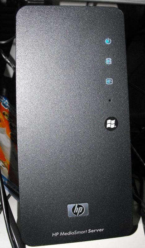 GearDiary Review: HP Mediasmart LX195