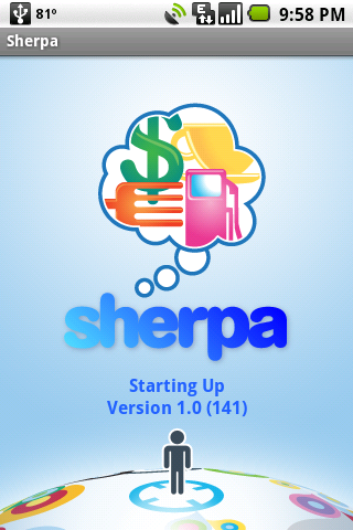 GearDiary Review: Sherpa for Android OS