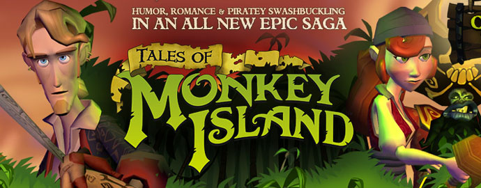 GearDiary Review: Tales of Monkey Island Episode One for PC