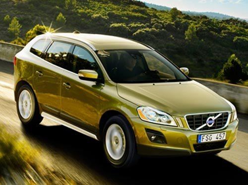 """GearDiary Volvo gives drivers a """"brake"""" with all-new 2010 XC60"""