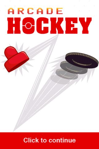 GearDiary Review: Arcade Hockey for iPhone