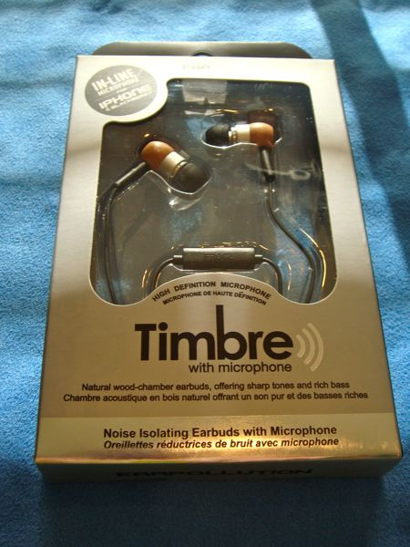 GearDiary Review:  iFrogz Timbre