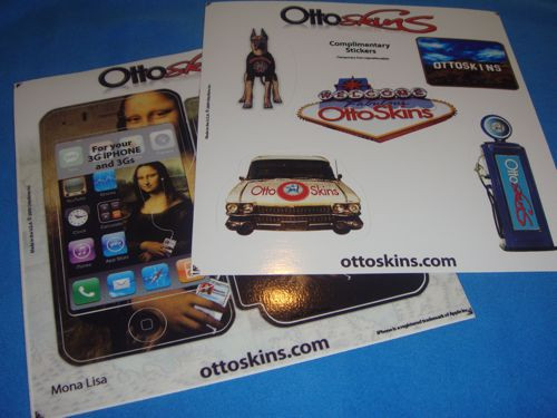 GearDiary Review:  OttoSkins