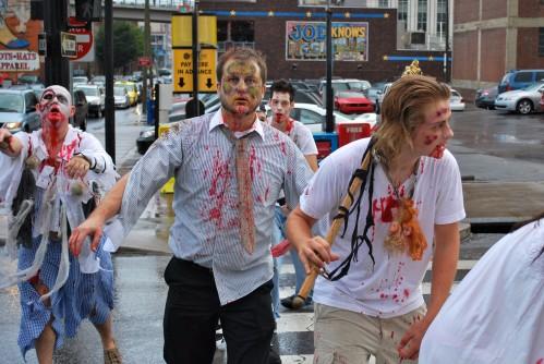 GearDiary Nashville Zombie Walk 1