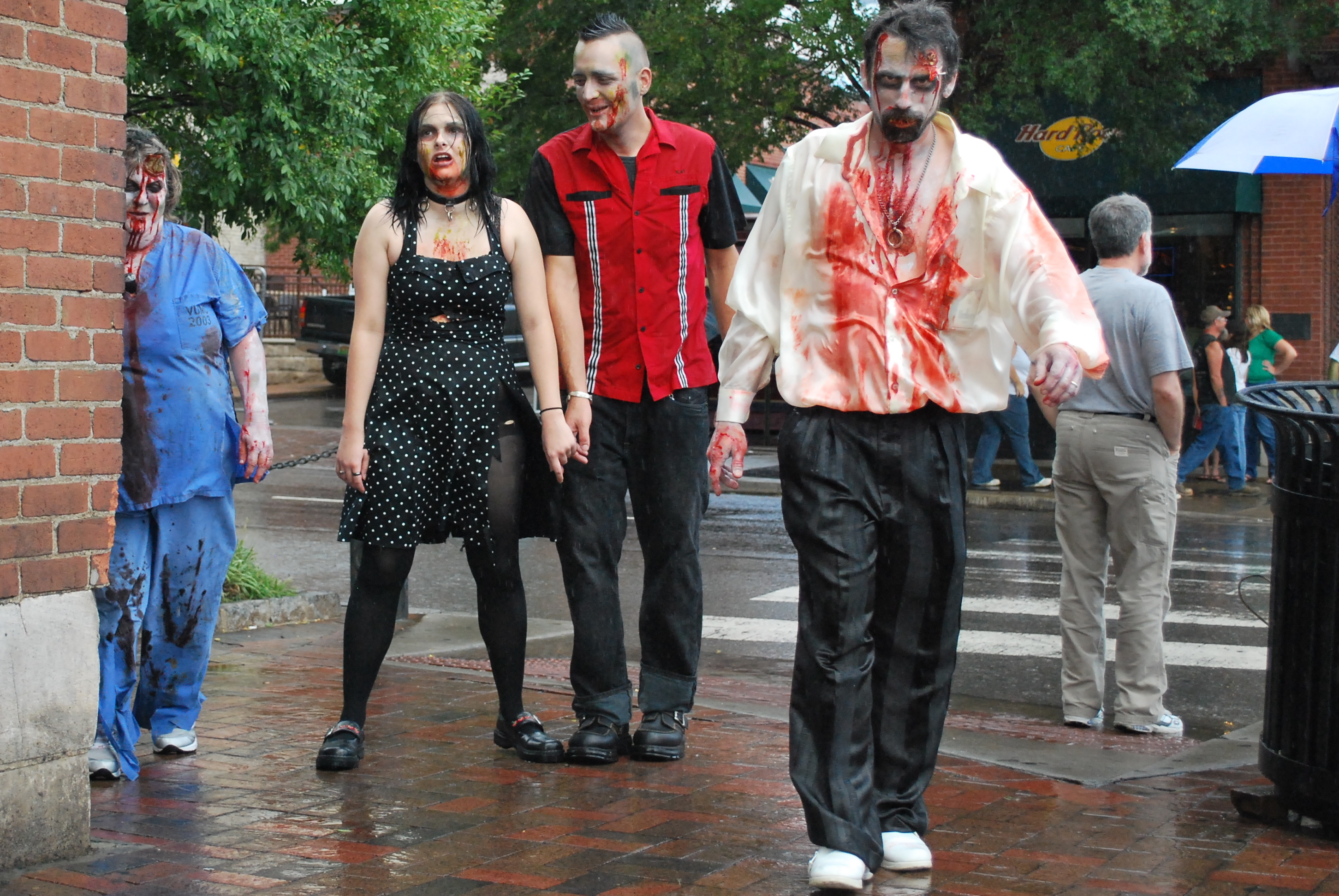 GearDiary The Dead Arise: Nashville Zombie Walk