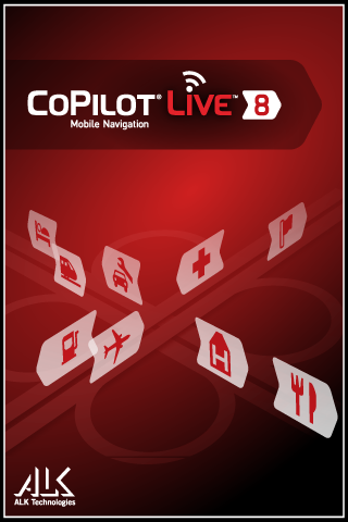 GearDiary CoPilot Live 8 for iPhone (North America)