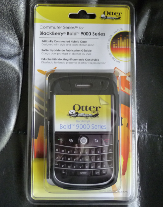 GearDiary Otterbox Commuter Case for Blackberry Bold - Review