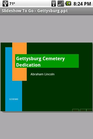 GearDiary documentstogoppt