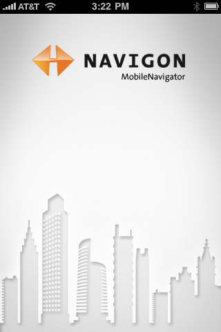 GearDiary Navigon Pushes out MobileNavigator for iPhone version 1.50