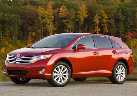 GearDiary 2009 Toyota Venza – but what is it?