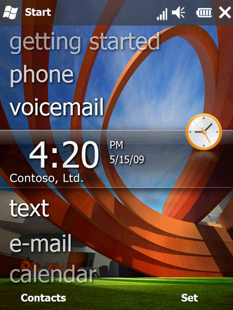 GearDiary Windows Mobile 6.5 is Officially Released