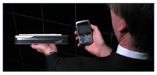 GearDiary Review:  PlanOn Printstik Bluetooth Printer for BlackBerry