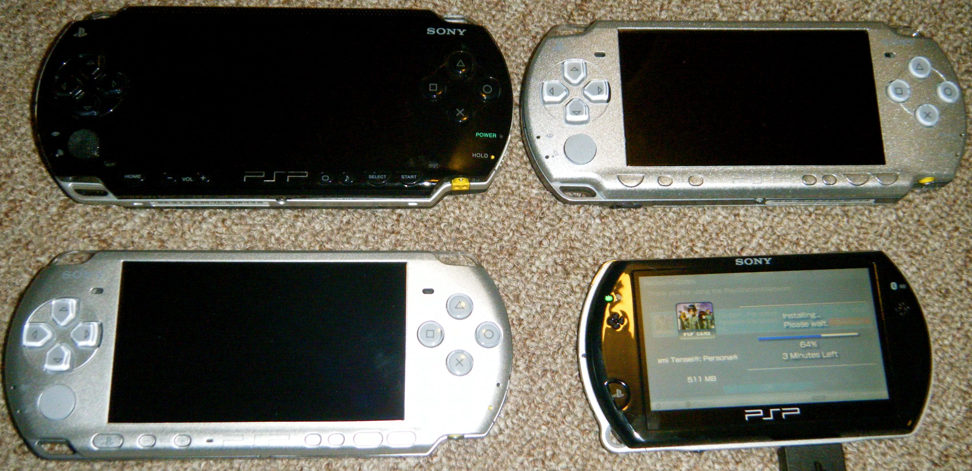GearDiary PSP Go! ... or PSP No Go? Review