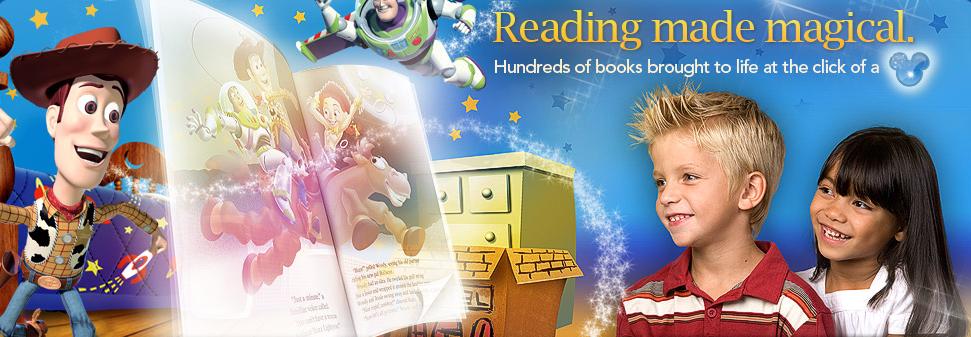 GearDiary Review:  Disney Digital Books