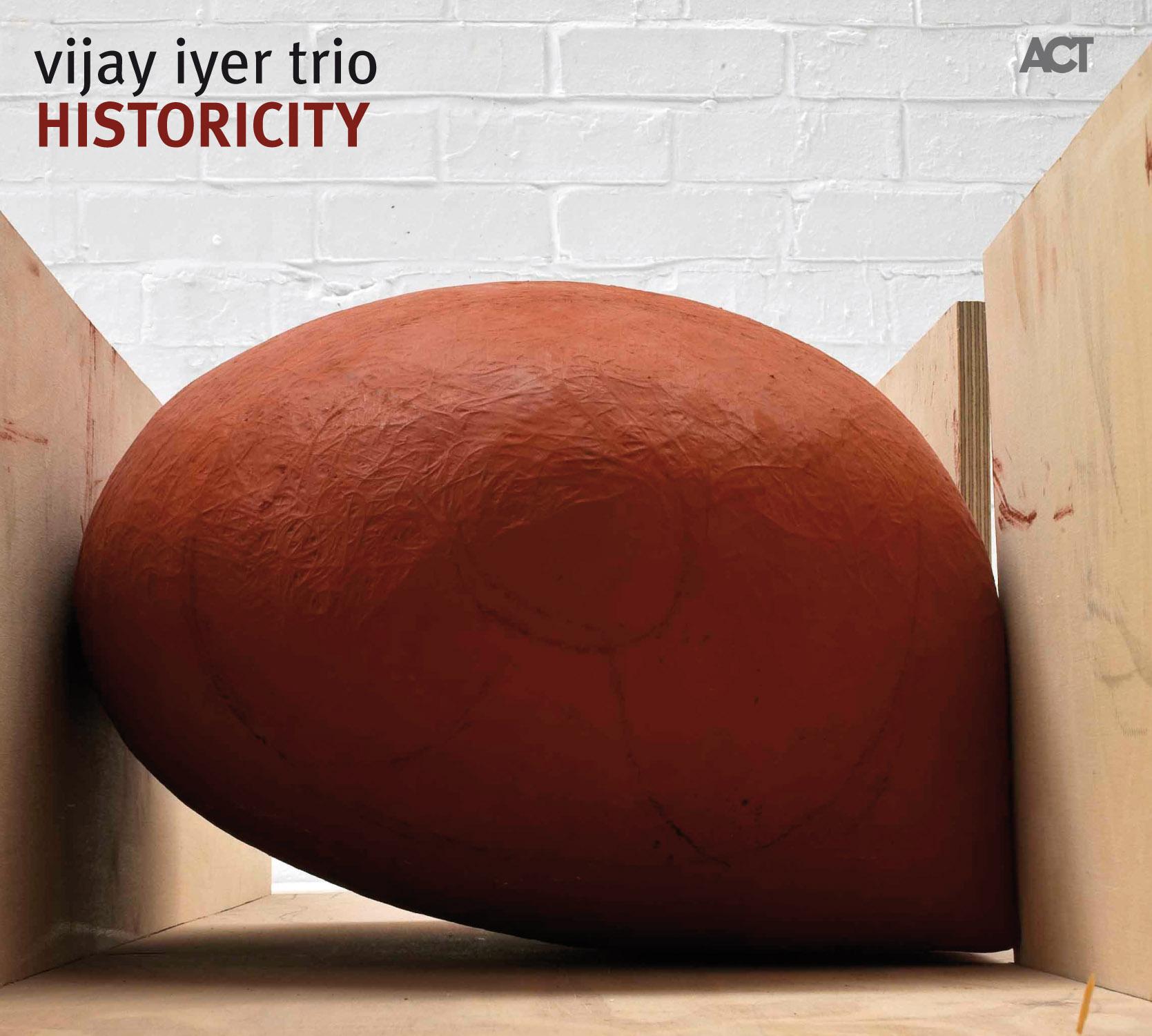 GearDiary Review: Vijay Iyer - Historicity (Jazz CD, 2009)