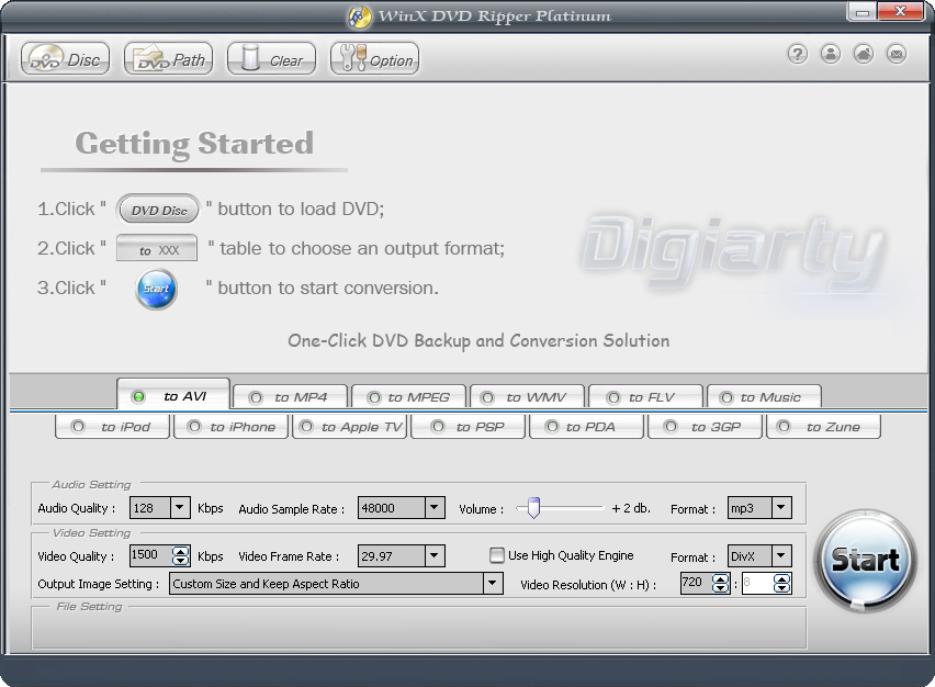 GearDiary Review: WinX DVD Ripper Platinum (and comparison to Free version)