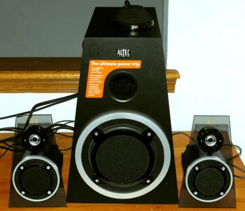 Speakers Logitech Computer Gear Audio Visual Gear