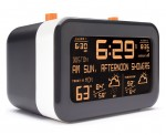 GearDiary The Flurry Alarm Clock Wants to Wake You With Weather