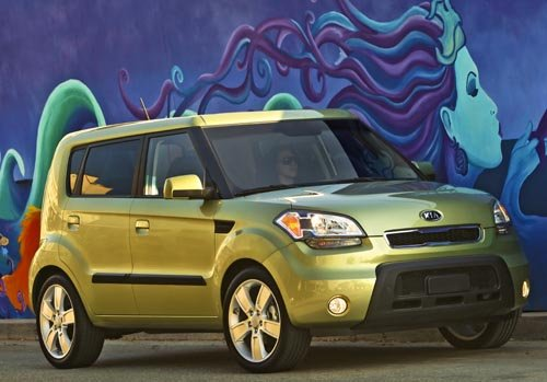 GearDiary 2010 Kia Soul built to rock and roll