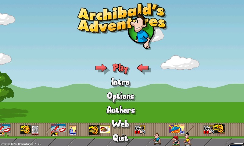GearDiary Archibald's Adventure by Rake in Grass for Windows Phone Review