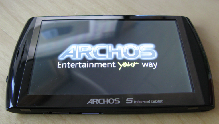 GearDiary Archos 5 Internet Tablet: A Tale Of Woe In Two Parts...