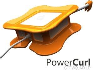 GearDiary PowerCurl Keeps MacBook Cords Organized- Review