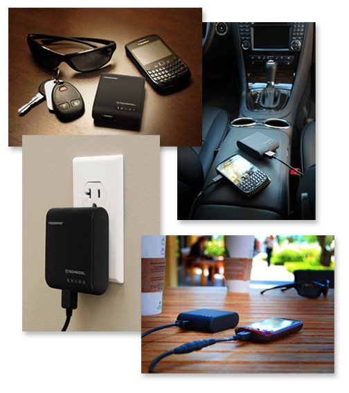 GearDiary PowerPak Wall Charger and Battery Combo - Review