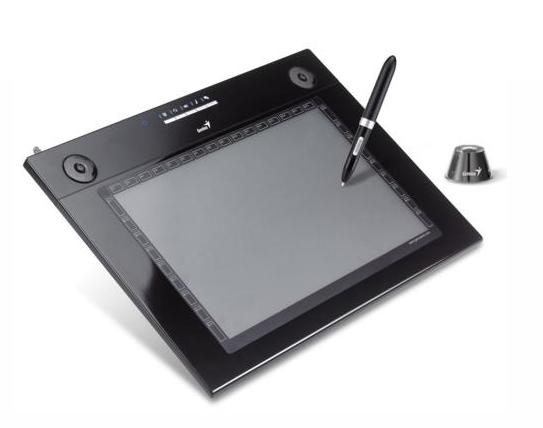 GearDiary Genius G-Pen M609X Multimedia Tablet Review