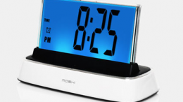 GearDiary Moshi Voice Response Alarm Clock - Review