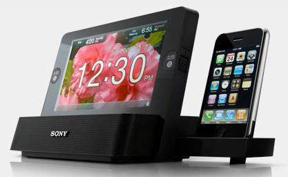 GearDiary Sony Dream Machine ICF-CL75iP Alarm Clock for iPhone and iPod Touch - Unboxed