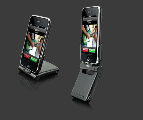 GearDiary Review:  Dexim p-Flip for iPhone & iPod Touch