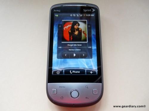 Sprint HTC Hero
