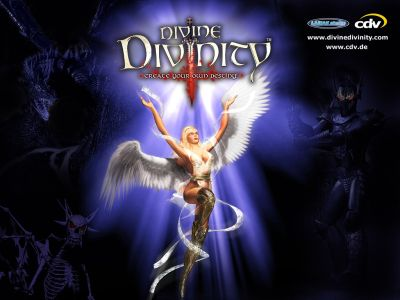 GearDiary The Netbook Gamer: Divine Divinity (2002, RPG)