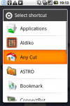 GearDiary Android Tip - Stopping Apps Using Any Cut