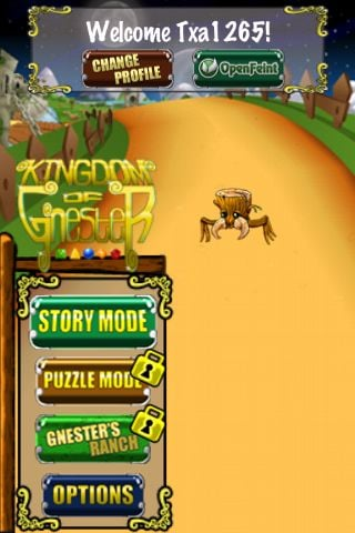 GearDiary Kingdom of Gnester iPhone Game Review