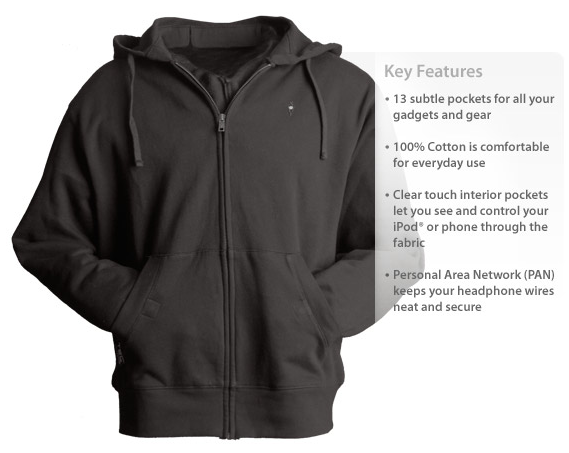 GearDiary Scottevest Cotton Hoodie Review