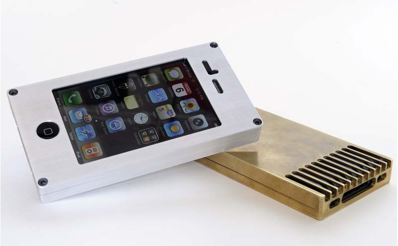 GearDiary iPhone EXOVault.  Not your daddy's plastic slider case.