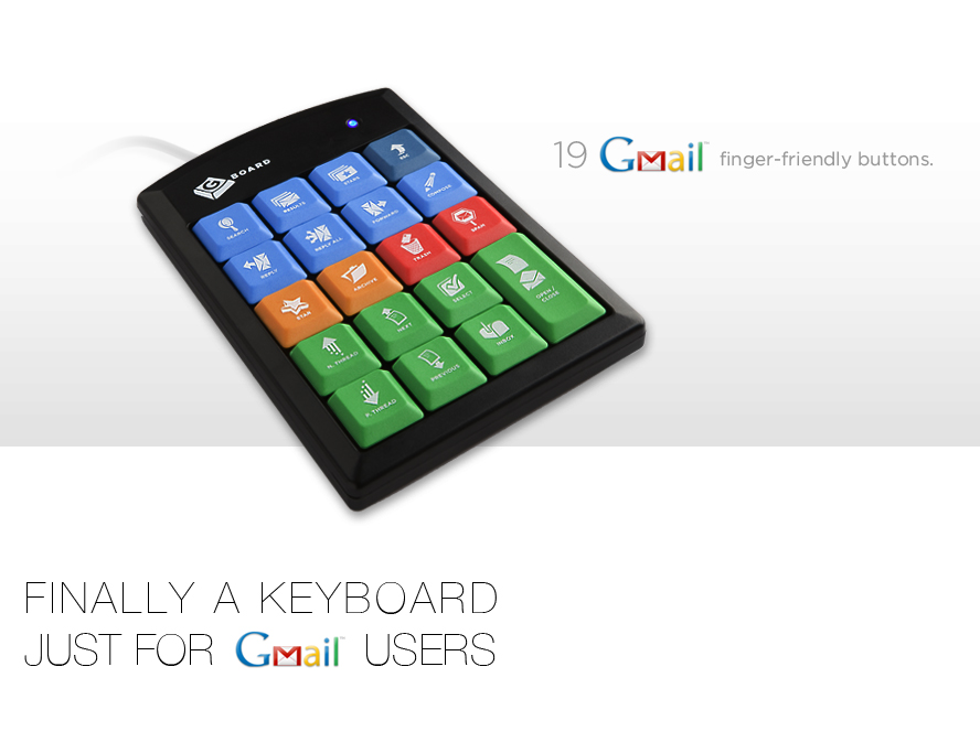 GearDiary Review:  Gboard, Gmail at lightening fast speeds
