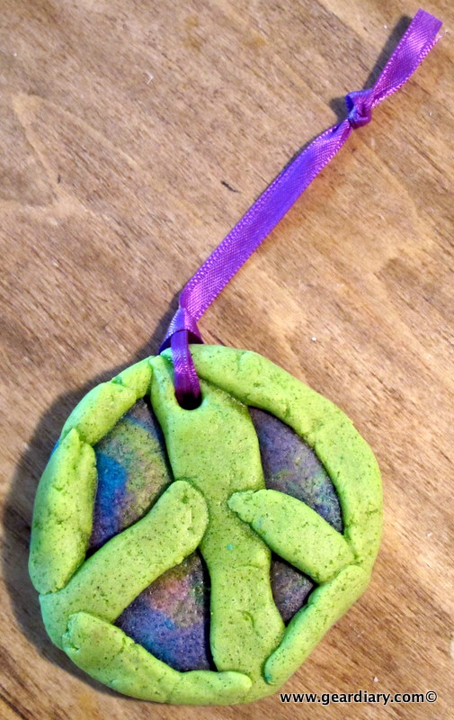 GearDiary Salt Dough Ornaments are Holiday Fun for the Whole Family