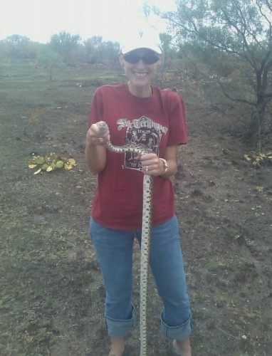 judie_and_snake