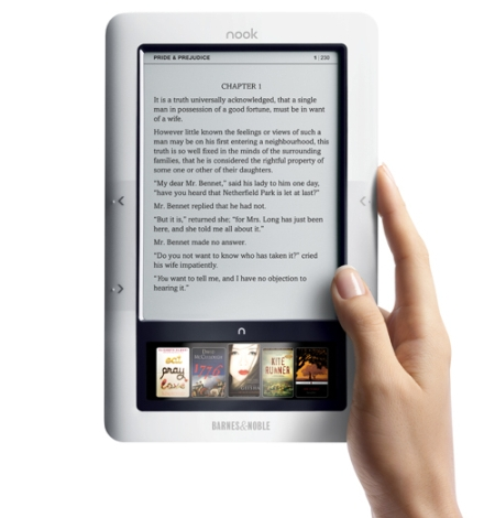 Nook eBooks About MY Gear