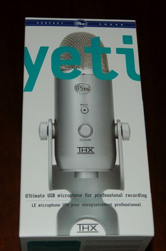 GearDiary Review:  Blue Microphones Yeti