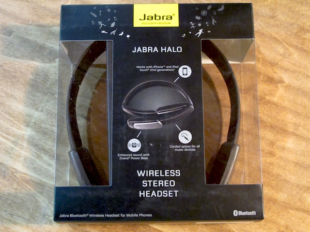 GearDiary Jabra HALO Bluetooth Headphones Review