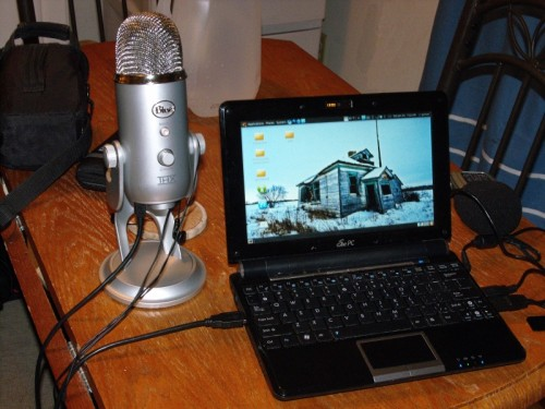 Review:  Blue Microphones Yeti