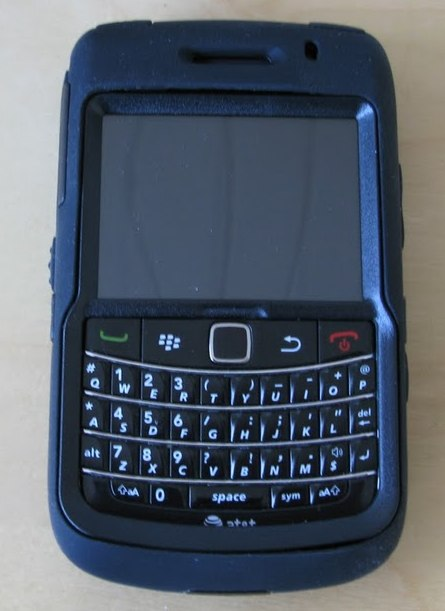 GearDiary Otterbox BlackBerry Bold 9700 Defender Case - Review
