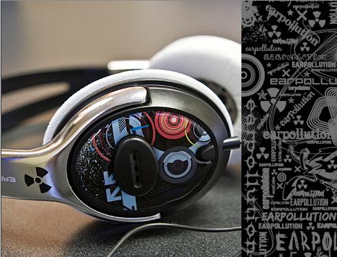GearDiary Review:  iFrogz Custom Fallout Headphones