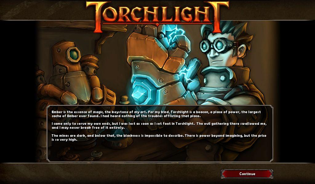 Torchlight Free on GoG.com