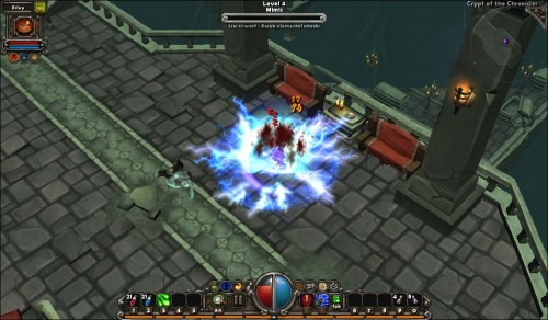 The Netbook Gamer: Torchlight (2009, RPG)