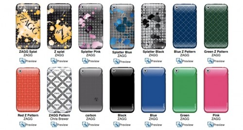Review: Customized ZAGGskins for Mobile Devices