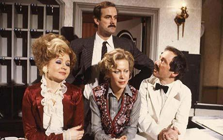 GearDiary DVD Box Set Review: Complete Fawlty Towers Collection